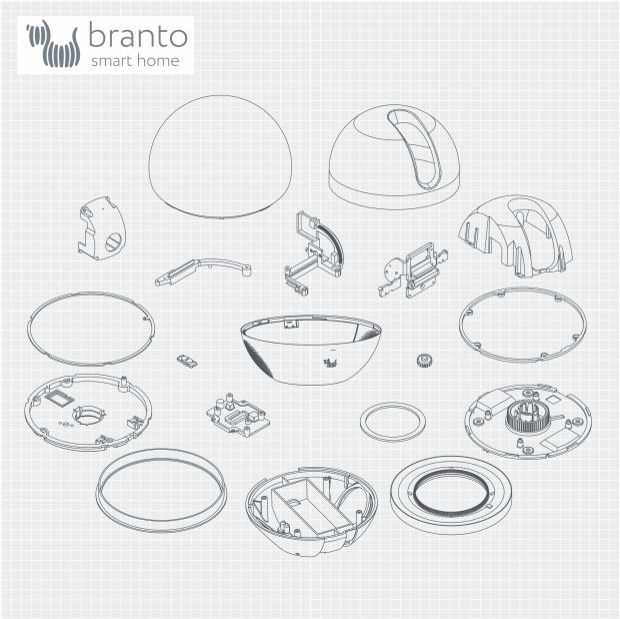 All Branto's parts #branto #my #security #system #make #me
