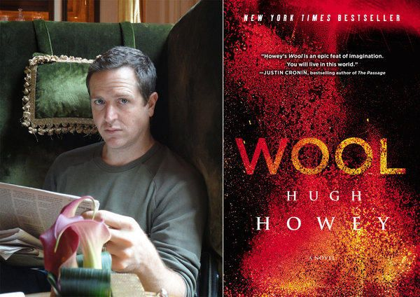 Live Video Chat With Hugh Howey Author Of The Sensational Wool Book Signing Video Chatting Author