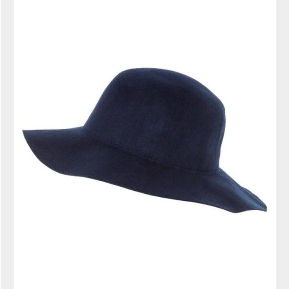 a7e303764ae Navy wool hat. Wool HatsAldoBrand NewBbNavy