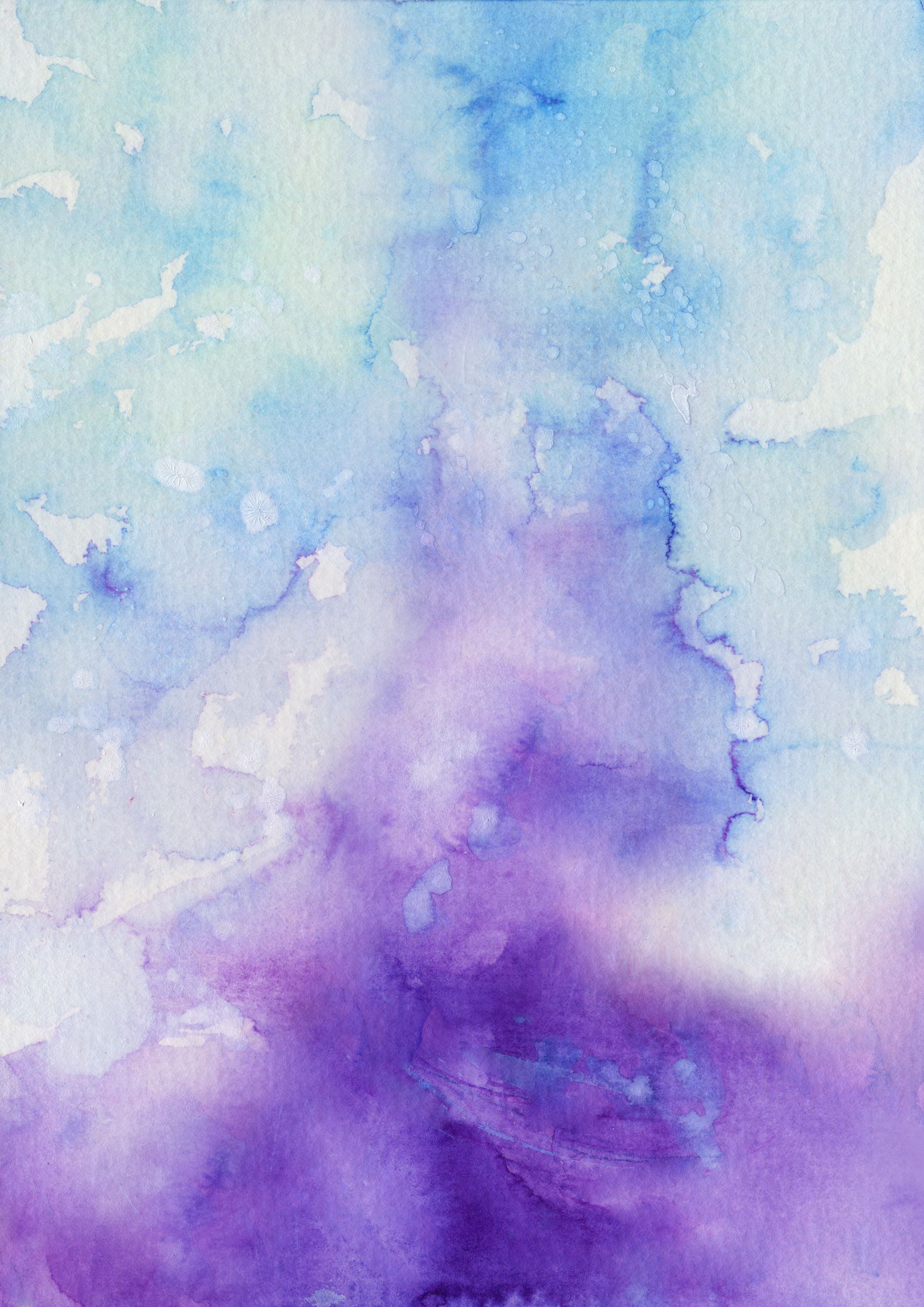 STOCK: Watercolor Texture ''Frost'' by AuroraWienhold.deviantart ...