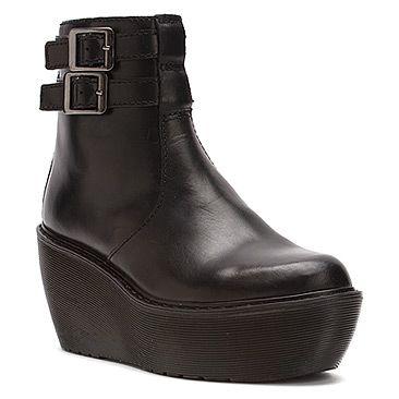 8ee72137c09 Dr. Martens Caitlin 2-Strap Ankle Boot