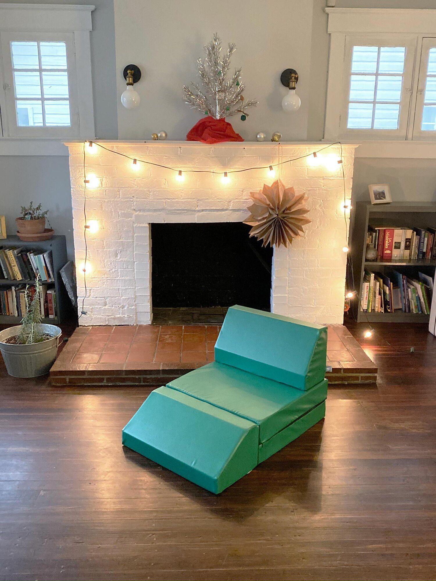 Foamnasium blocksy mini in 2020 kids sofa wedge