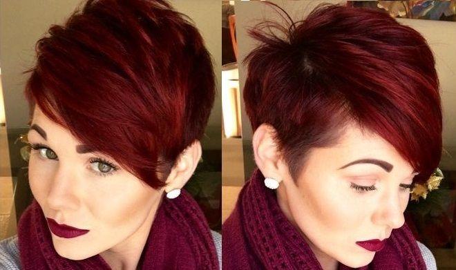 10 Magnifiques Couleurs Pour Vos Cheveux Courts Tendance