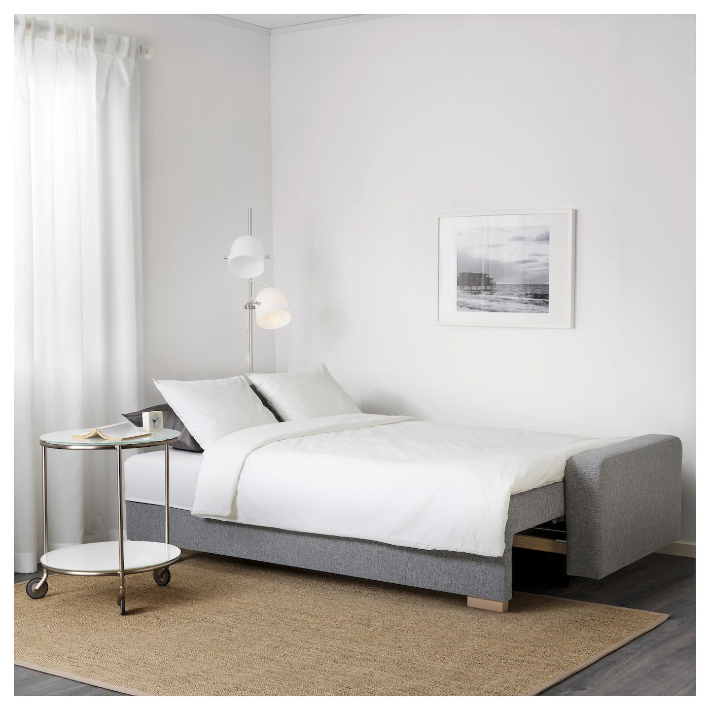 Ikea Gralviken Canape 3 Places Convertible Canape 3 Places Disposition De Meubles De Salon Disposition Des Meubles