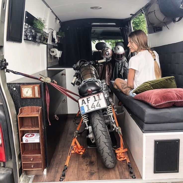 Photo of Our home on the trip to France and Wheels and Waves last summer about Ida Olsson