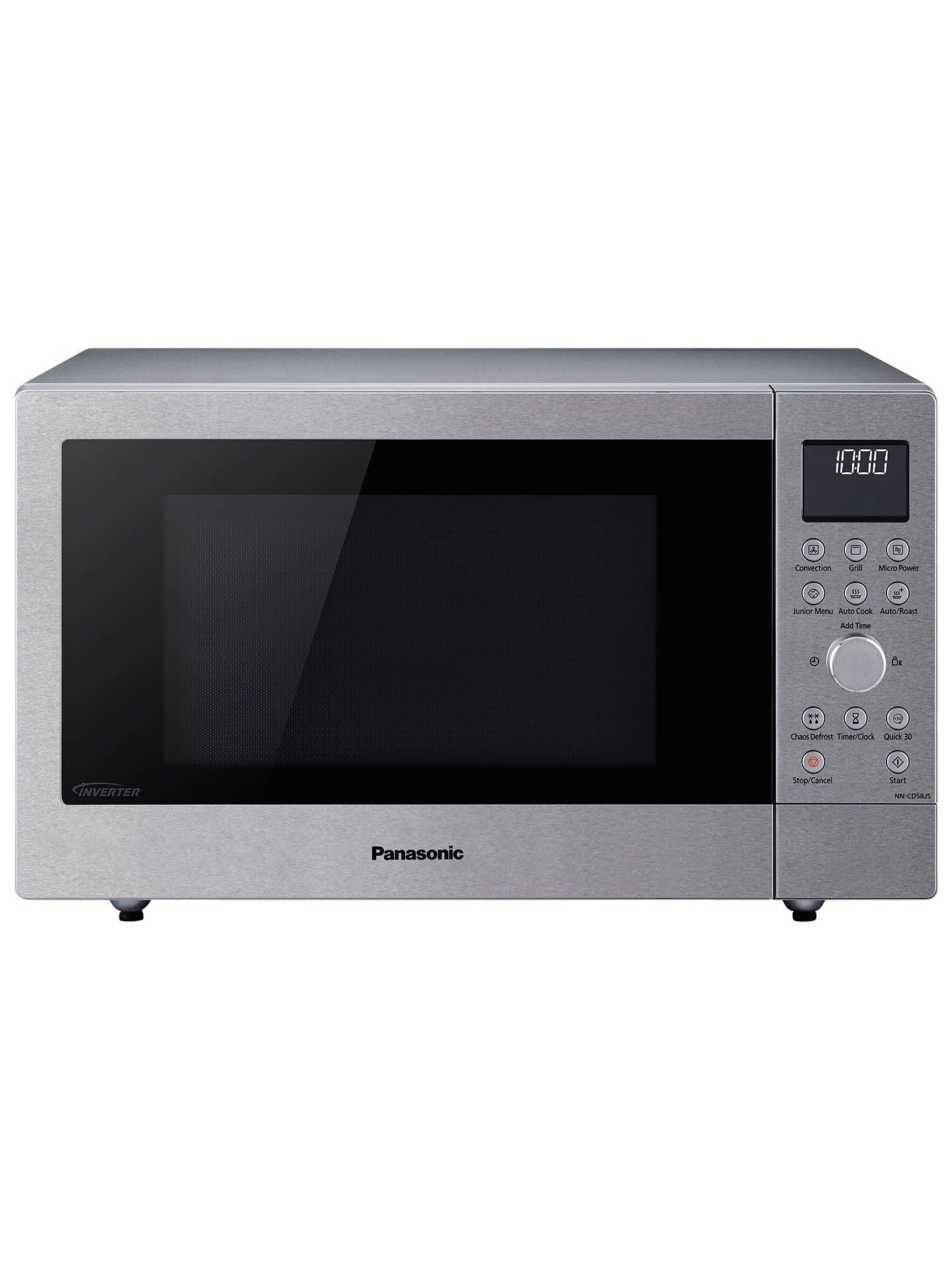 Panasonic NN CD58JSBPQ Combination