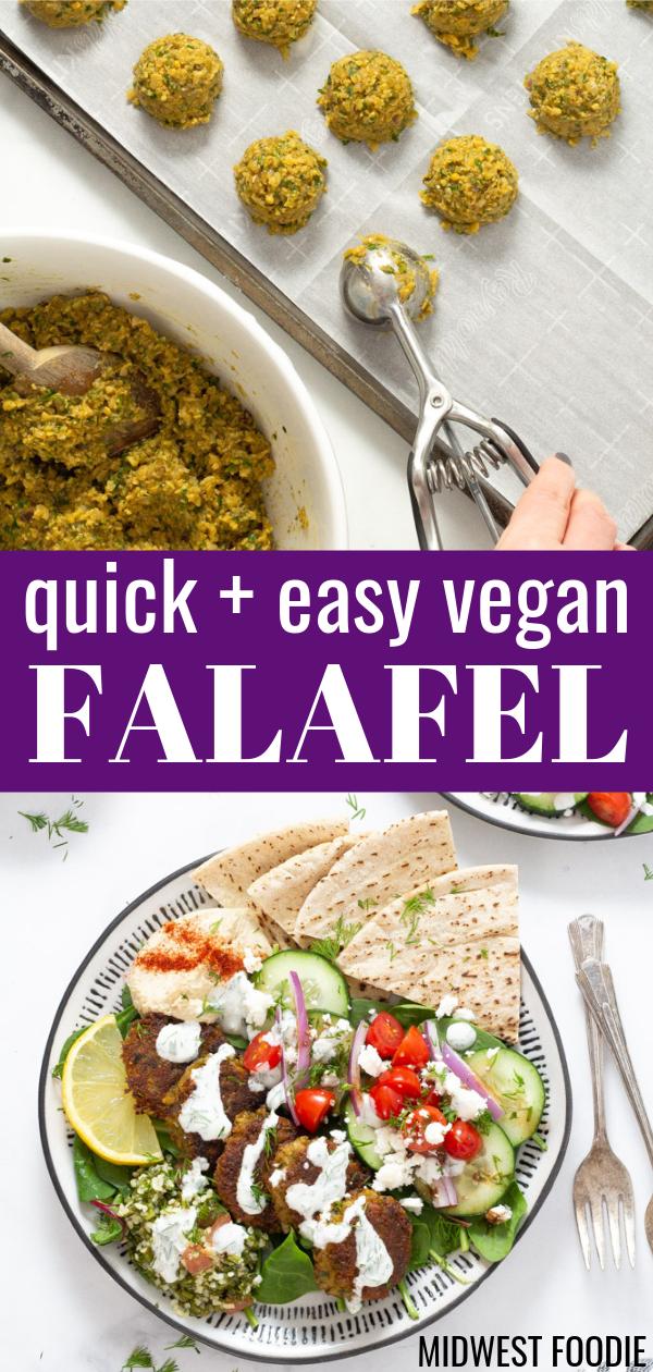 Secret Family Recipe Falafel