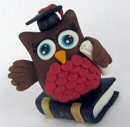 Grad Owls Tortas Y Pasteles De Búho Torta Para Abogado Cup Cakes Navideños