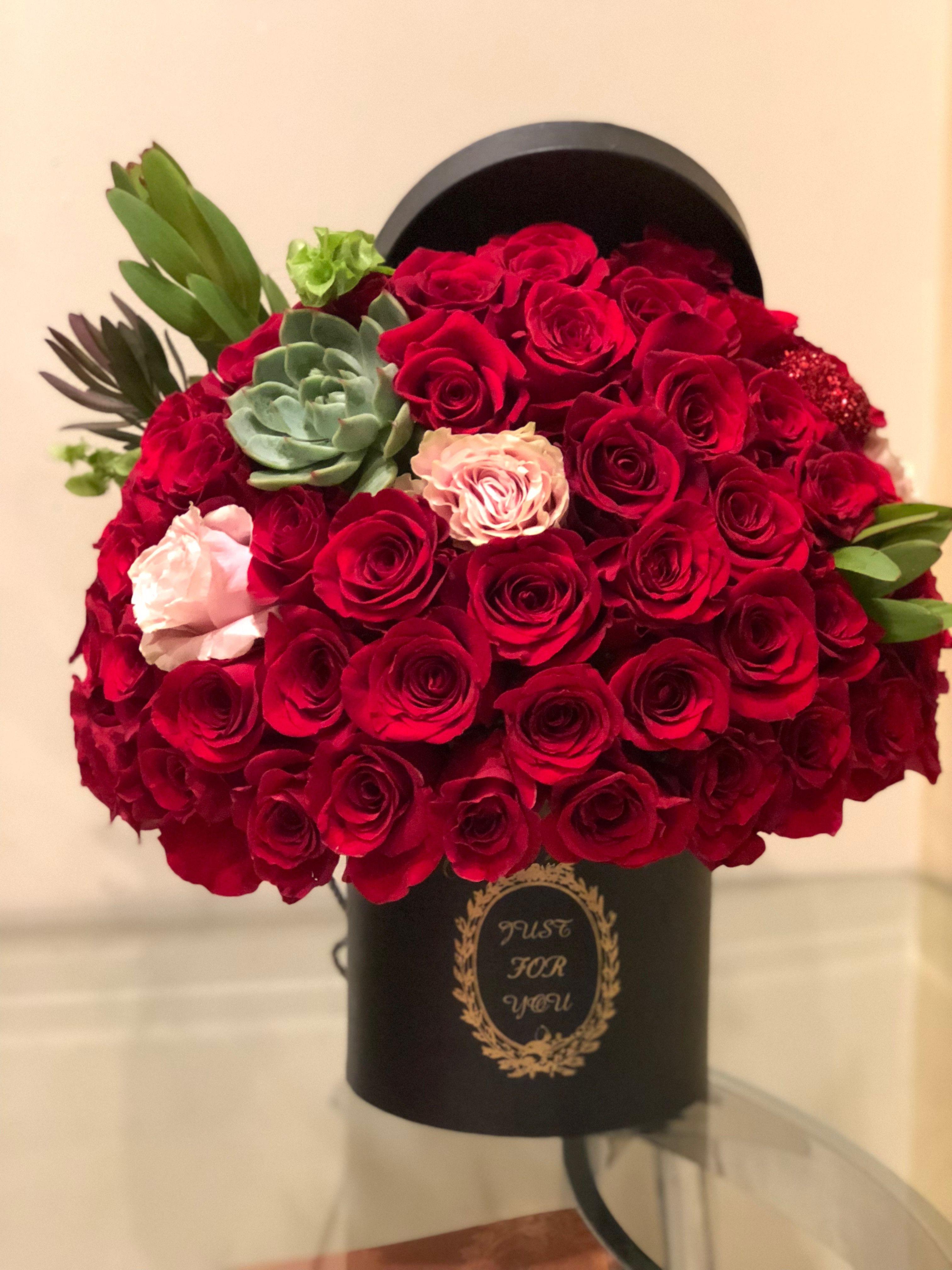 Just For You By Laazati In Glendale Ca Laazati Flowers Fresh Flowers Arrangements Flowers Flower Pots