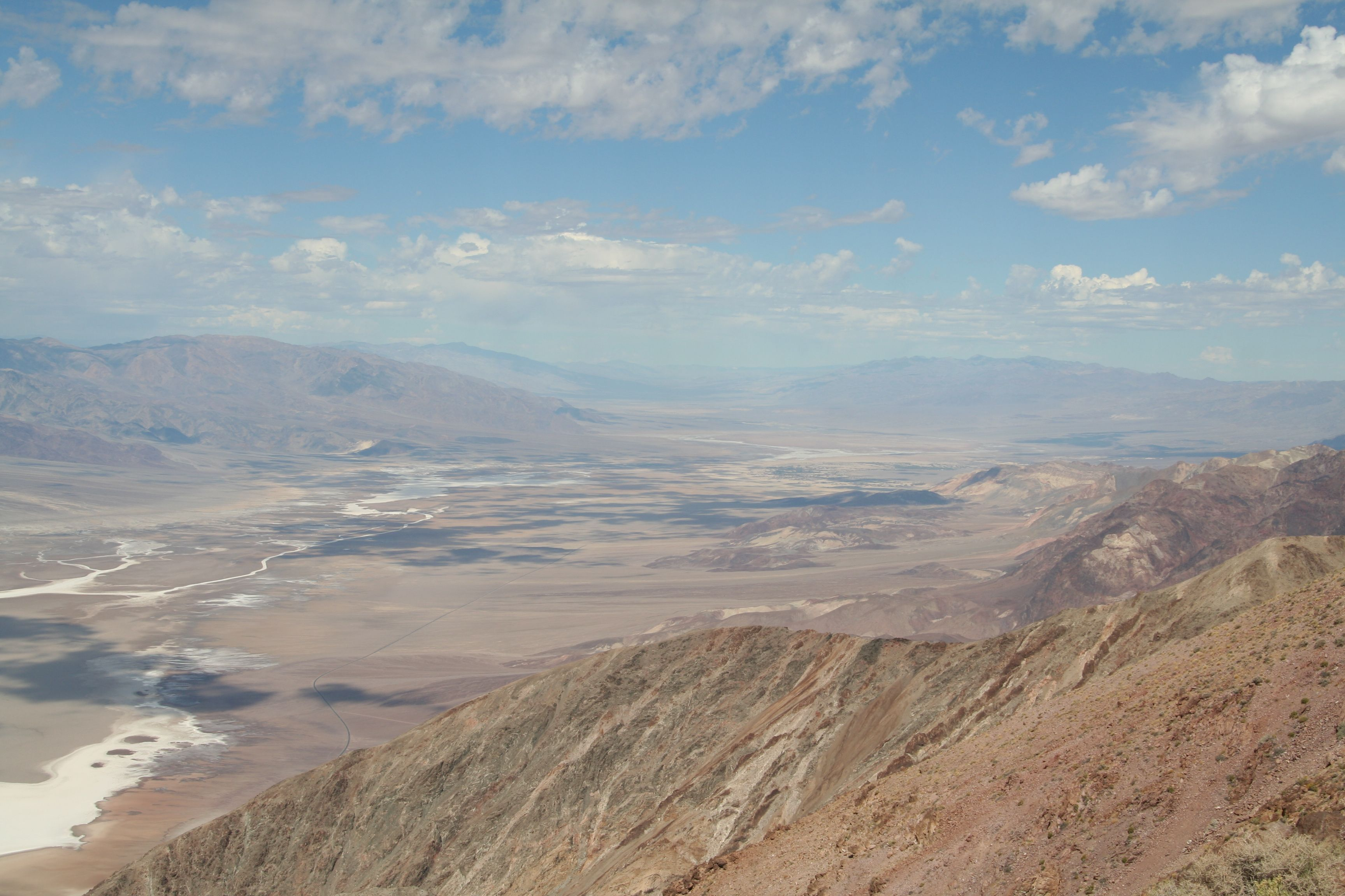 Death Valley Overview