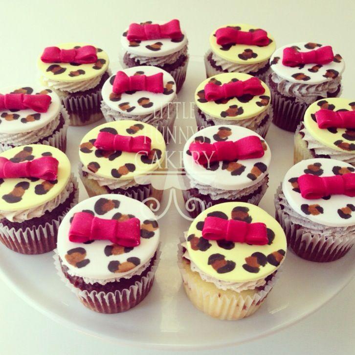 cupcakes pinterest leopards - photo #11