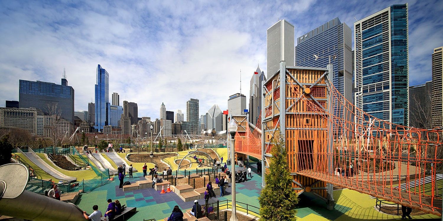 WELCOME TO MAGGIE DALEY PARK Welcome to Maggie Daley Park! Weare excited to help you …
