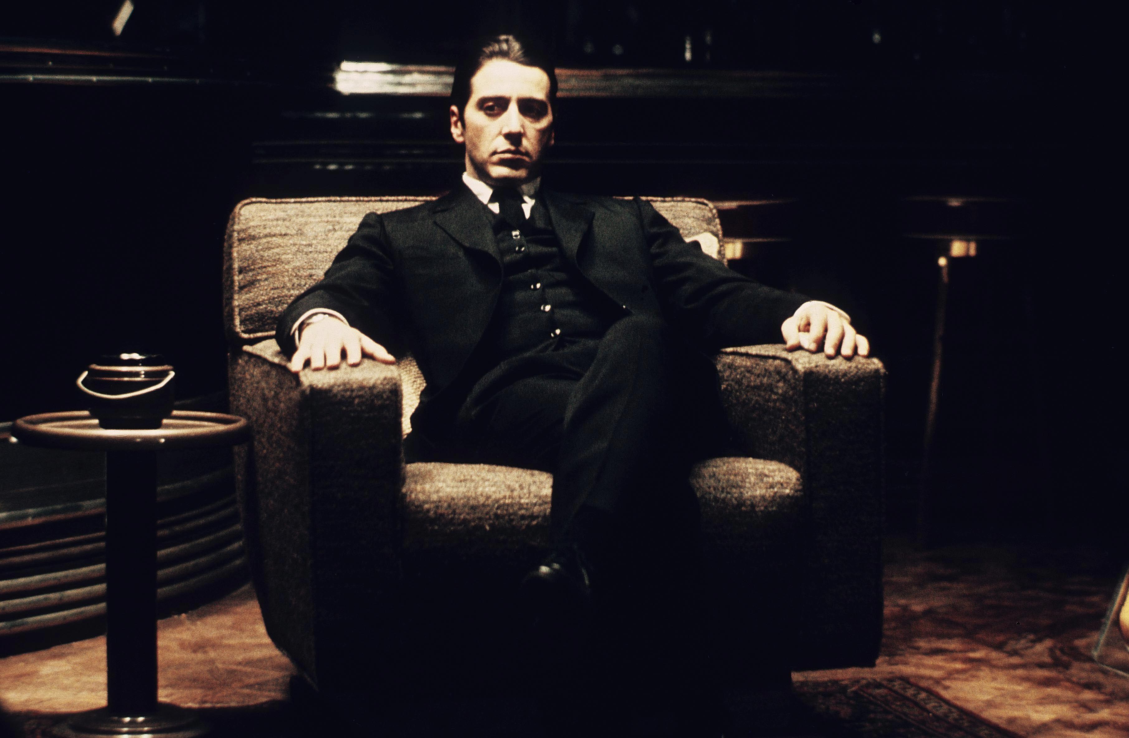 Black suit al pacino clothing fashion pinterest black suits black suit al pacino fandeluxe Gallery