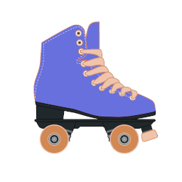 Tutorial Skate Boot Cover W Exposed Laces And Hooks I Received A Request On This Sub Rollerskating In Skate Boot Covers Indoor Skating Roller Skating