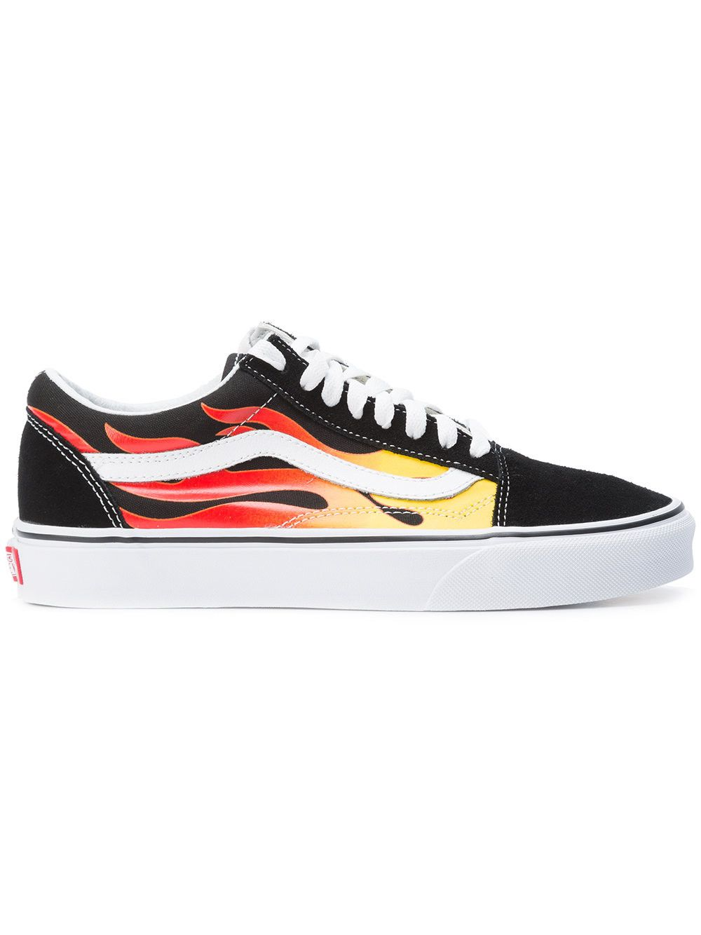 Fire Low Vans Streak Top Sneakersvansshoes Skool Old 4A5j3RLq