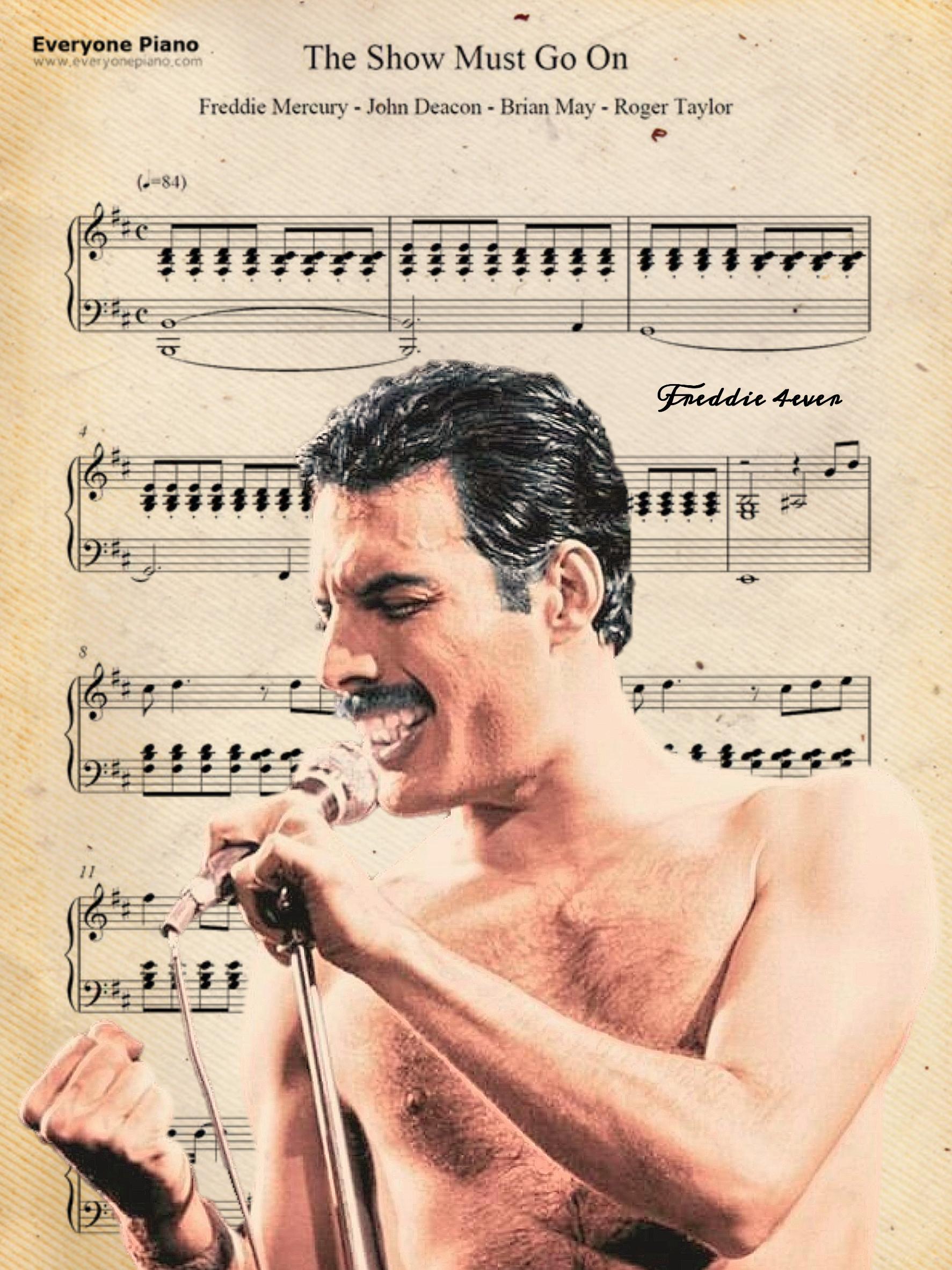 The Show Must Go On Freddie Mercury Queen Freddie Mercury Queen Aesthetic