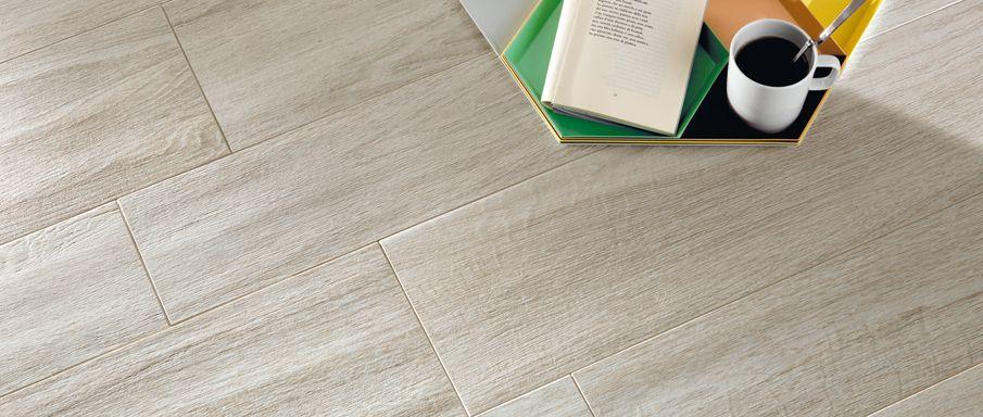 Fullbody porcelain tile Bio Plank  oak ice  Lea