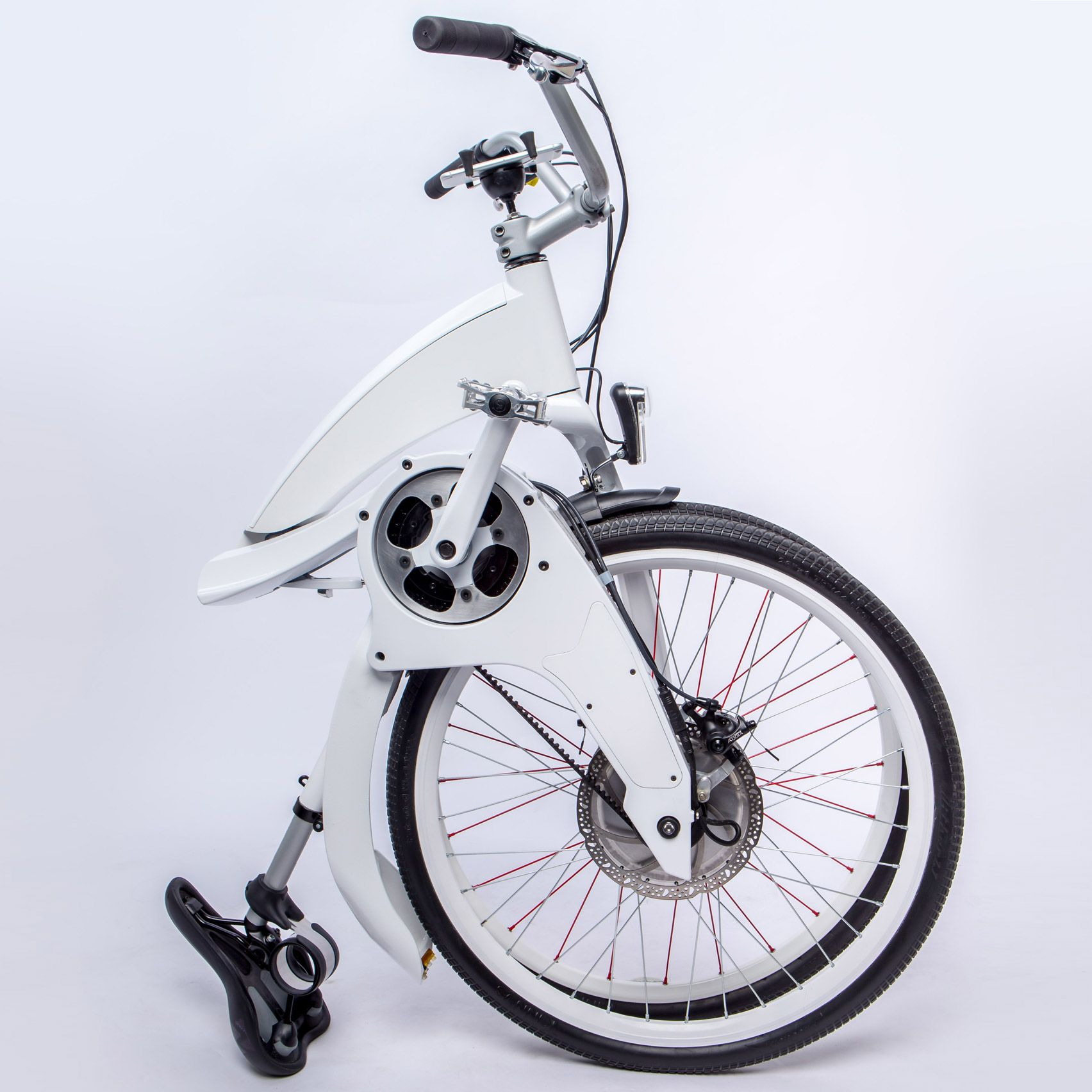 Electric Gi Flybike Only Takes A Second For City Riders To Fold Up Electric Bicycle Bicycle Bicycle Design