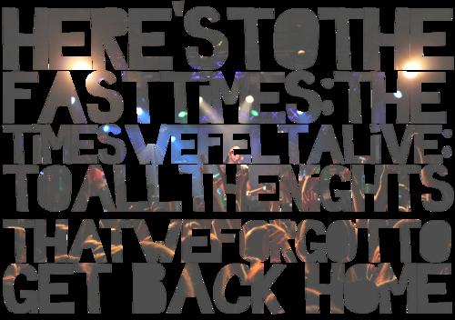 Tumblr Transparent Lyrics All Time Low