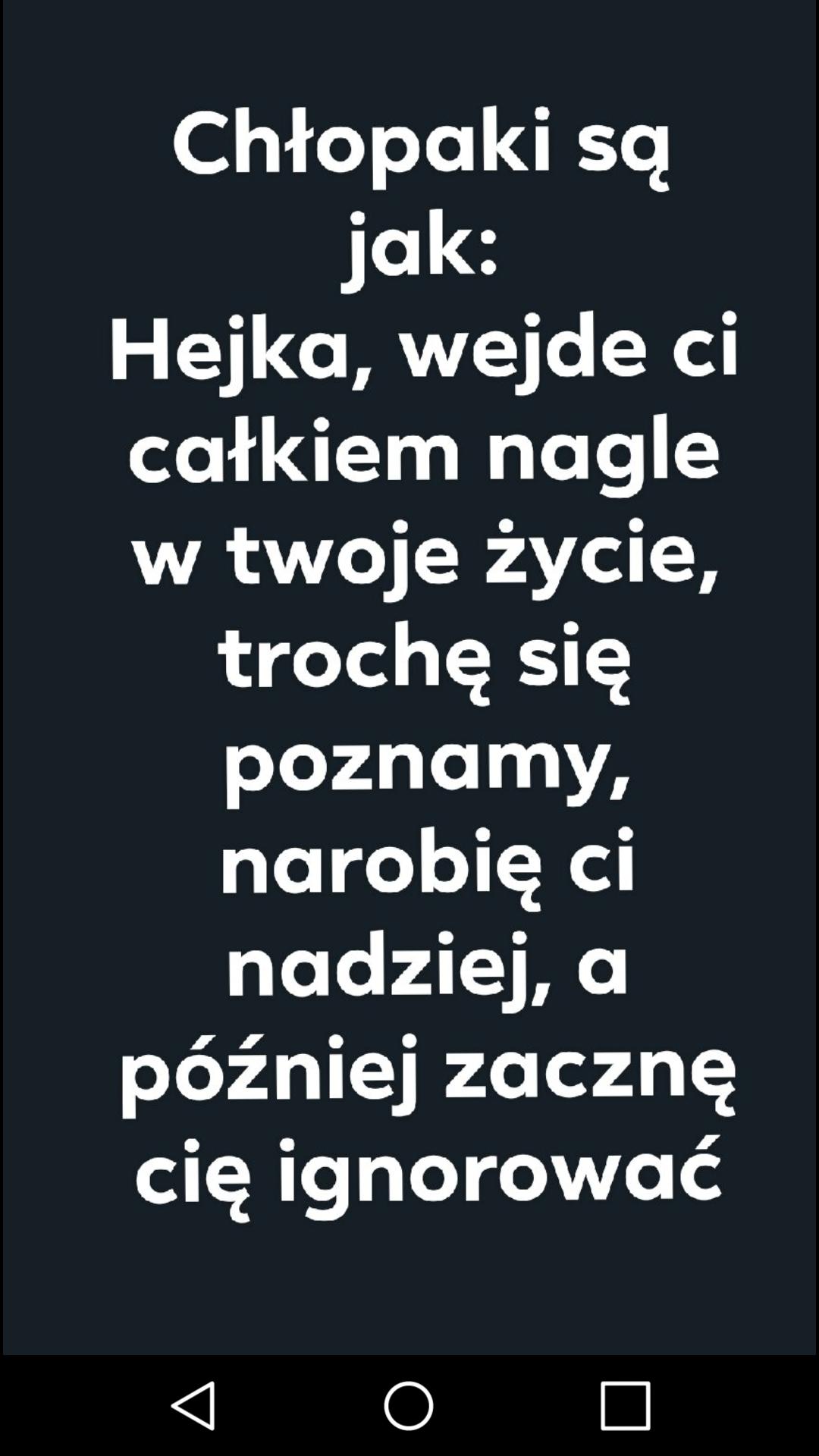 Pin By Misia Dominisia On Cytaty Inspirujace Cytaty Sarkastyczne Cytaty Glebokie Cytaty