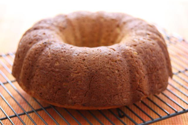 Bacardi Rum Cake The Only Cake That Gets Better With Age Recipe
