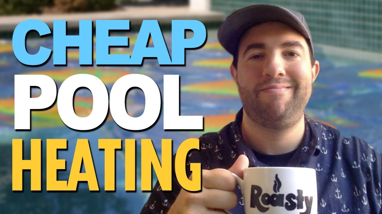 3 cheap ways to heat your swimming pool solar pool cover