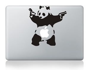 Compare Prices On Panda Stickers Laptops Online ShoppingBuy Low - Vinyl stickers for laptops