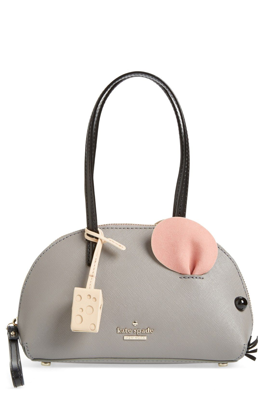 b95f1f16f569 kate spade new york 'cat's meow' mouse bag | Crazy in 2019 | Bags ...
