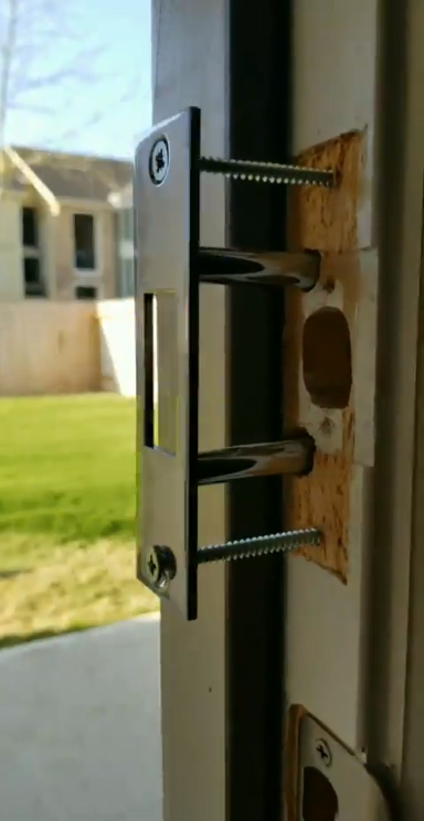 Pin On Home Vulnerability Awareness Entry Door Deadbolt
