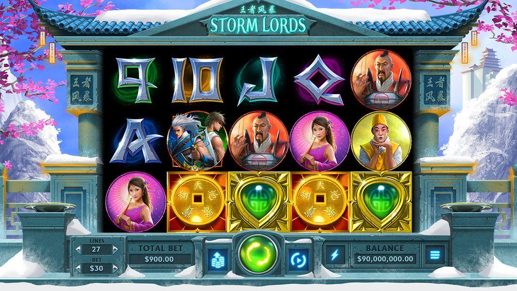 Storm Lords Slot Review Games mermaid, Casino bonus
