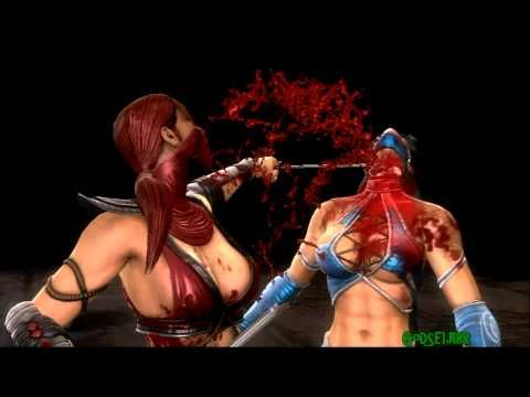 how to get babality in mortal kombat 9