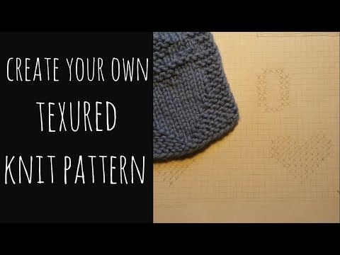 Youtube Knitting Patterns Pinterest Knit Patterns Graph Paper