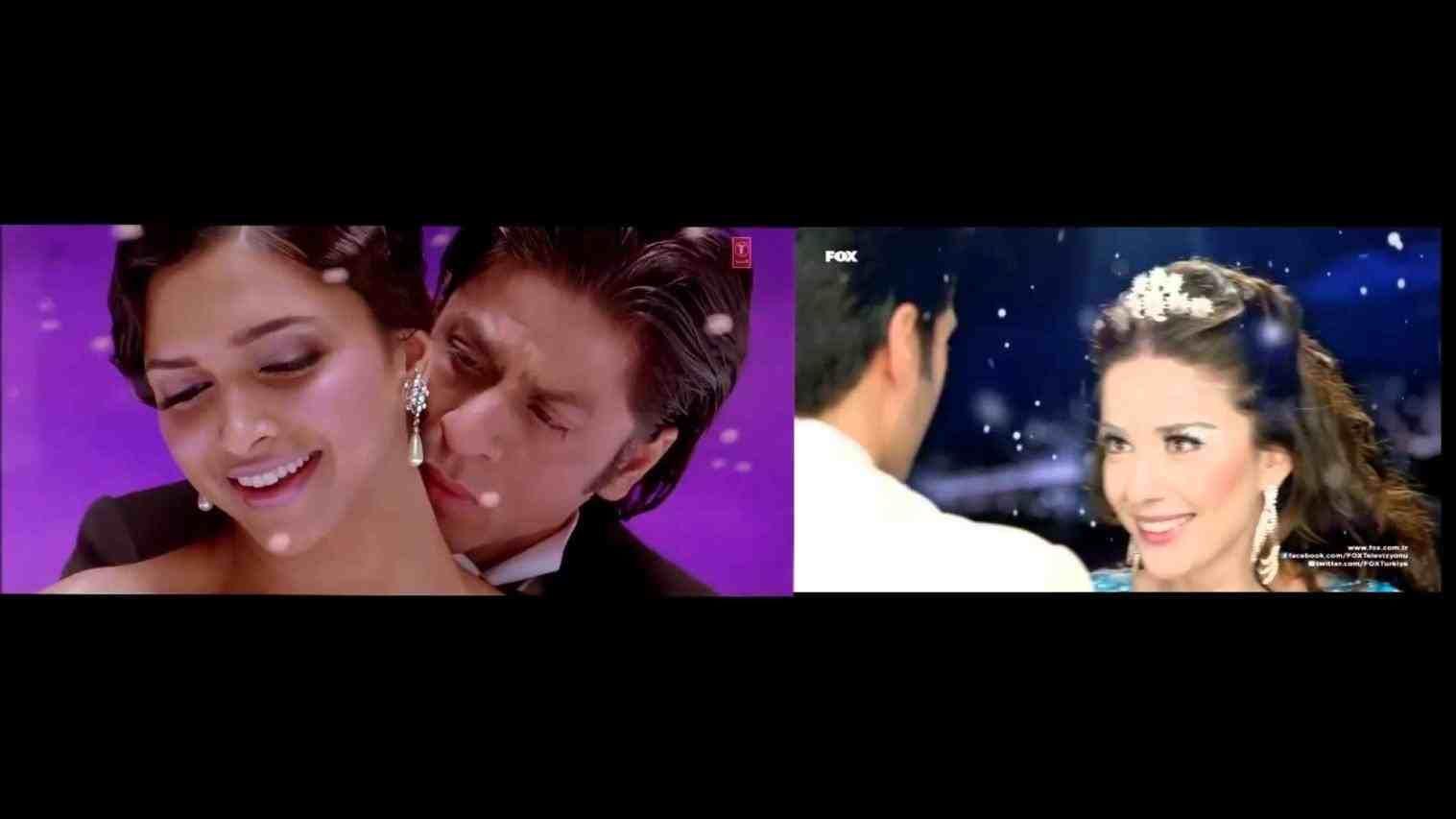 shahrukh khan hairstyle in om shanti om | Om shanti om ...
