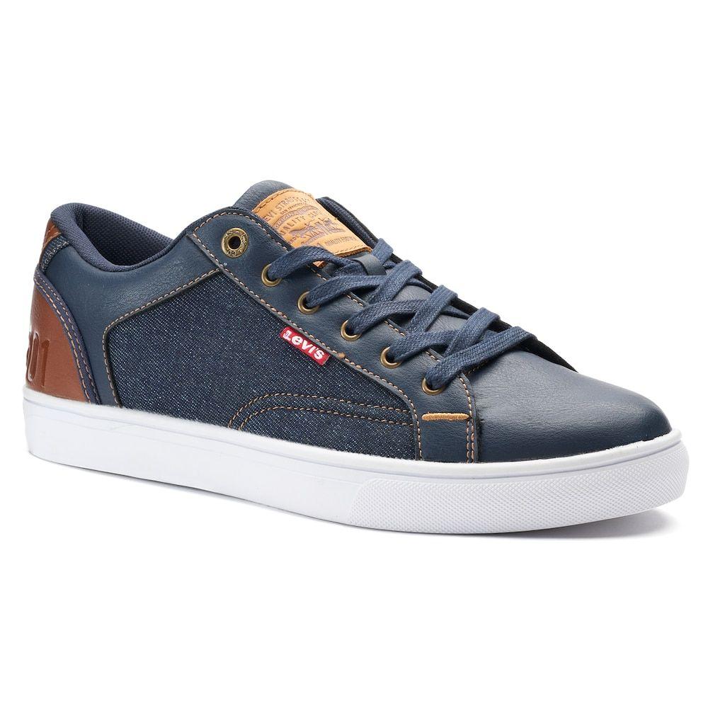 Jeffrey 501 Denim Men's Sneakers