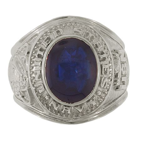 Navy ring:) (navy color, or the military? hmm)