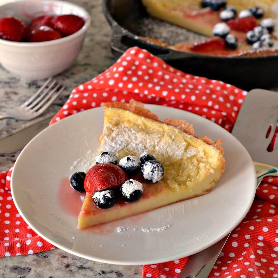 Dutch Baby Pancake Recipe Dutch Baby Pancake Baby Pancakes Pancakes