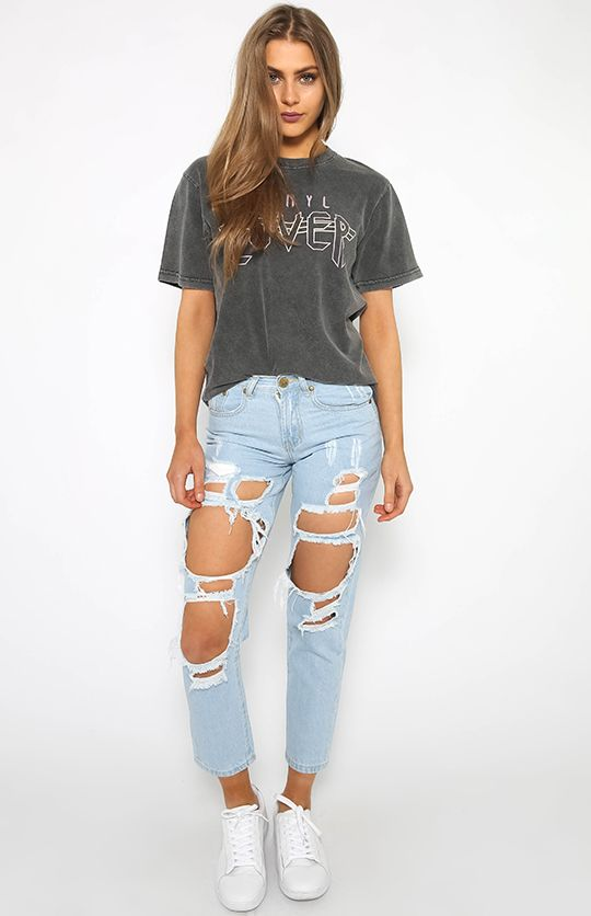 Clothes Online | Shoes Online | Womens Fashion. Boyfriend JeansOvernight ...