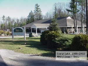 Tara Estates 55 Active Adult Community In Rochester Nh Via