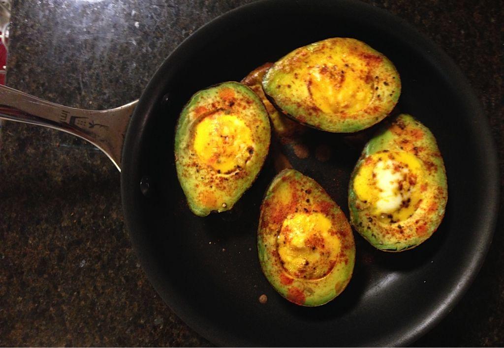 Eggocados mmmmmmmmmmmmmm