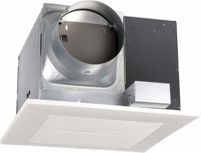 Panasonic Fv 07vfh3 Whisperfit Warm Ventilation Fan With Heat Combination