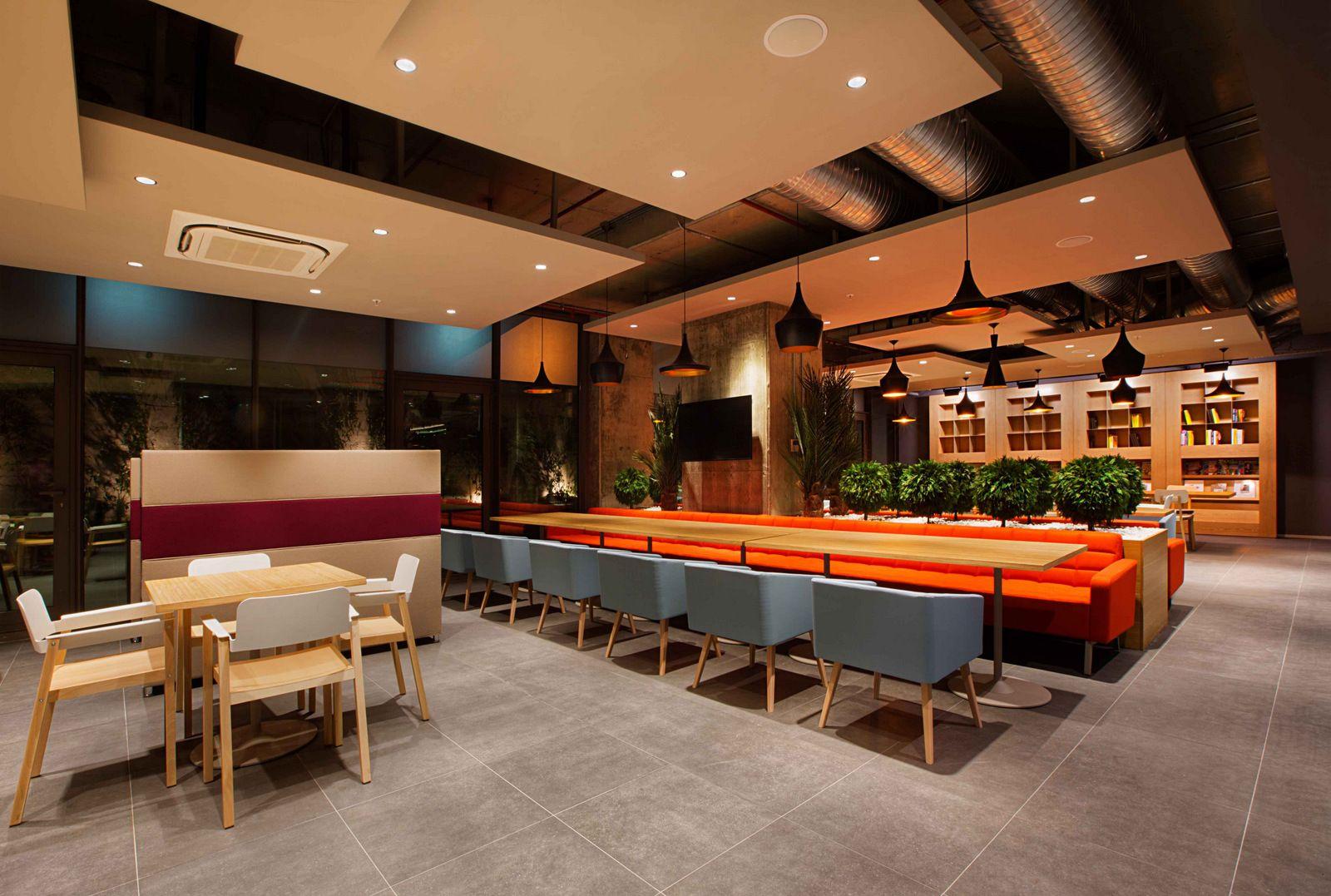 Deloitte – Turkey Headquarters Offices