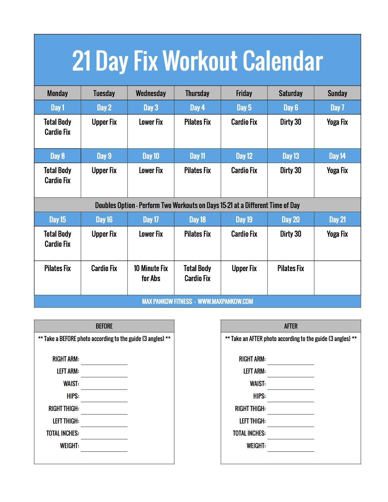 The Best  Day Fix Tips  Ultimate Workout Workout Calendar And