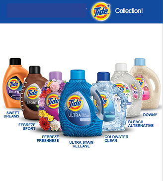 image about Free Printable Gain Laundry Detergent Coupons identify PG Test It Take pleasure in It Samples