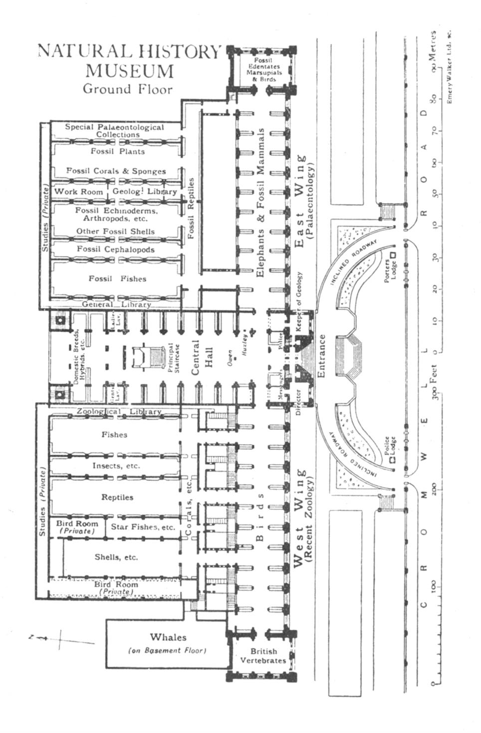 museum of london map pdf