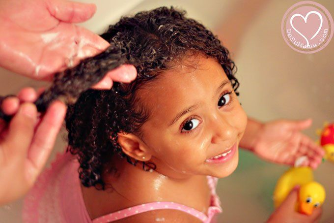 Curly Hair Toddlers 101 Routines Products More Mixed
