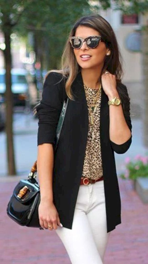 43 Formal Work Outfit Idea for Working Women is part of Summer work outfits -