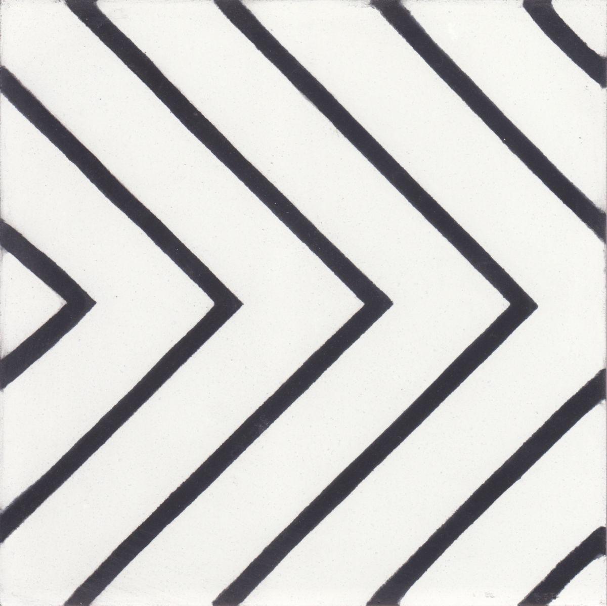 Carreau Ciment Diffusion Ceramique Martine décor 20x20cm TRC2020C349