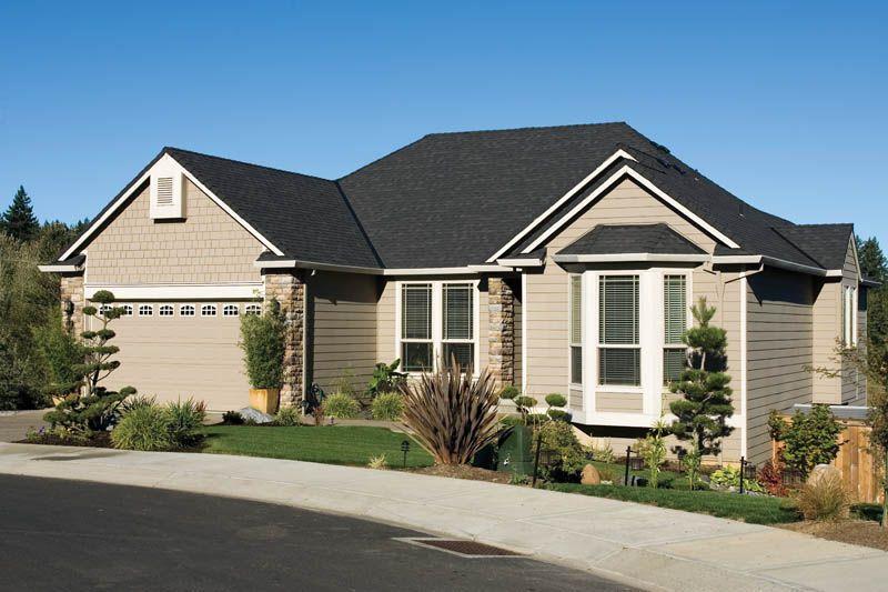 Daylight Basement Plan House House Plans House Floor Plans