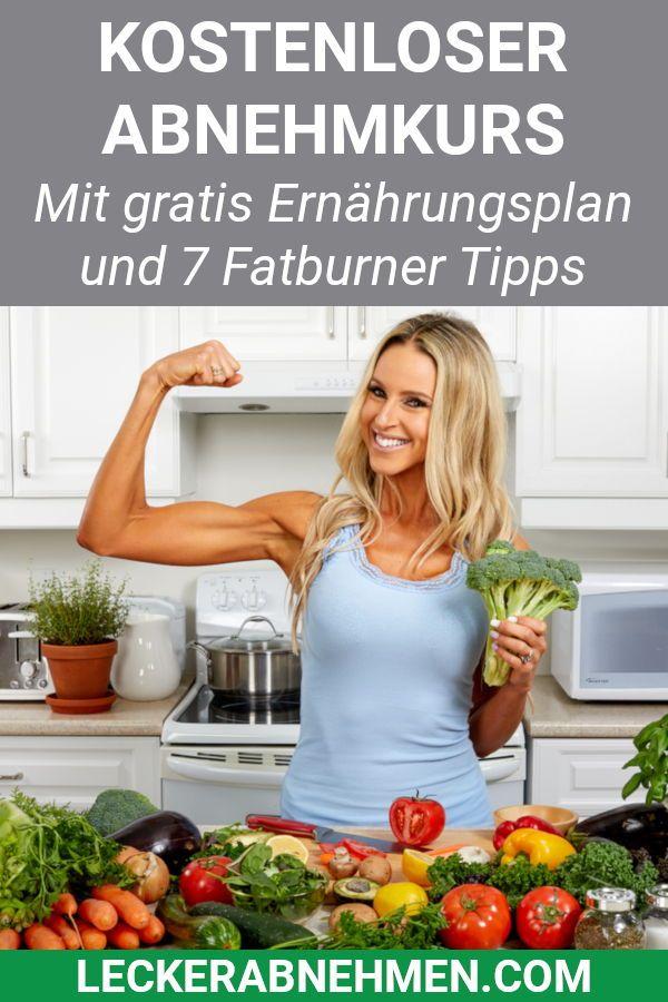 Ernährungsregime zum kostenlosen Abnehmen