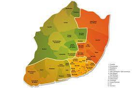 Resultado De Imagem Para Mapa De Lisboa Com Os Bairros O Bairro